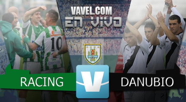 Resultado Racing - Danubio 2015 (0-1)