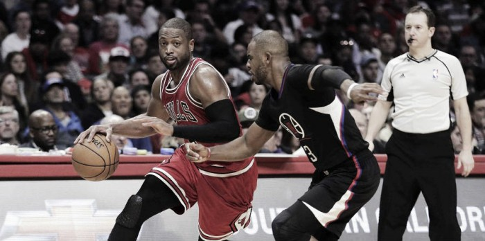 Los Clippers acabaron con la racha positiva de Chicago