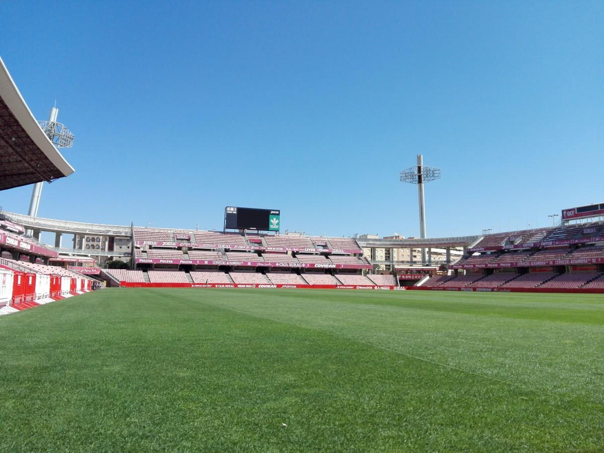 Previa Granada CF - Málaga CF: presentación en familia