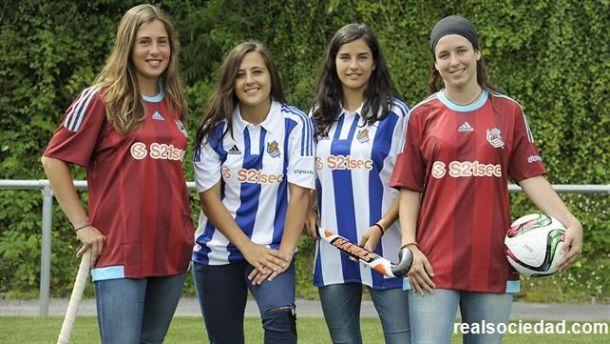 equipacion Real Sociedad chica
