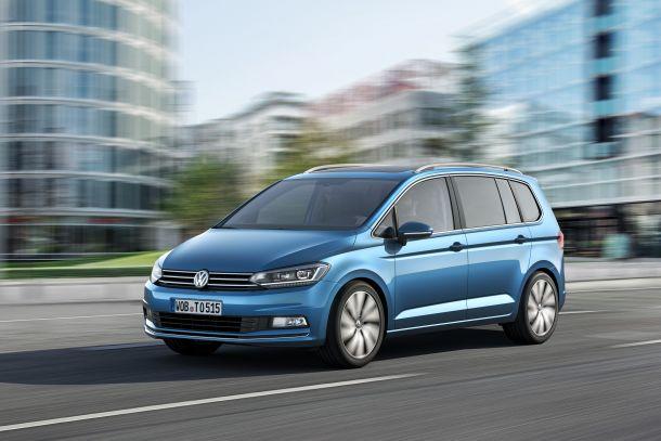 Nuevo Volkswagen Touran, la renovación completa