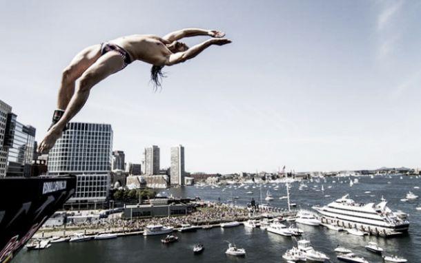 El primer destino del Red Bull Cliff Diving será Cartagena