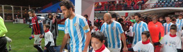 El Málaga disputará el Trofeo Dólmenes de Antequera
