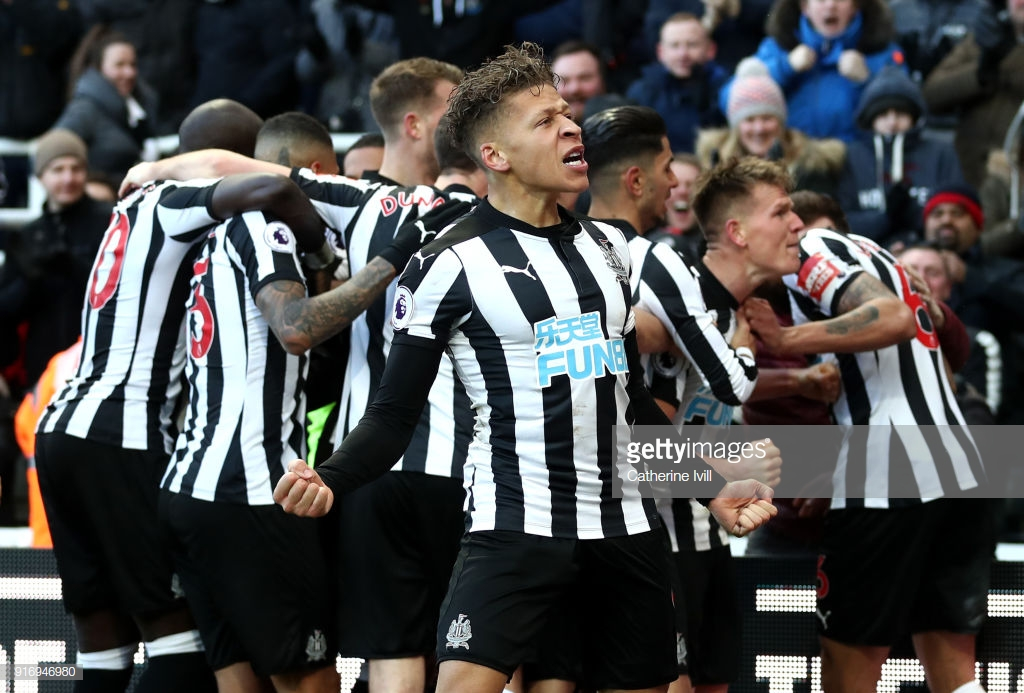 Newcastle United's 2018 review: A year that offered hope to fans