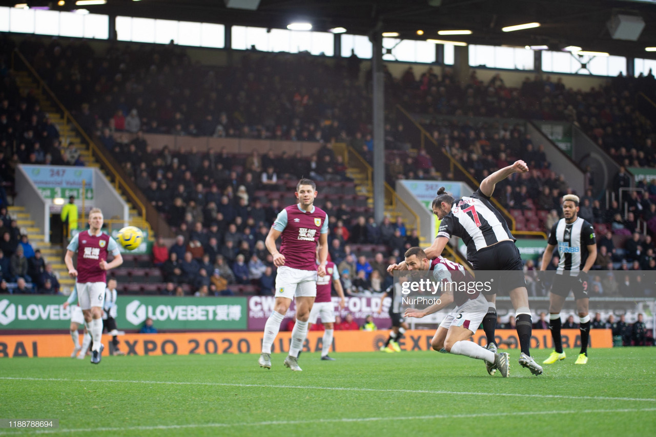 Burnley 1-0 Newcastle: Sean Dyche inflicts first defeat in four games for Steve Bruce