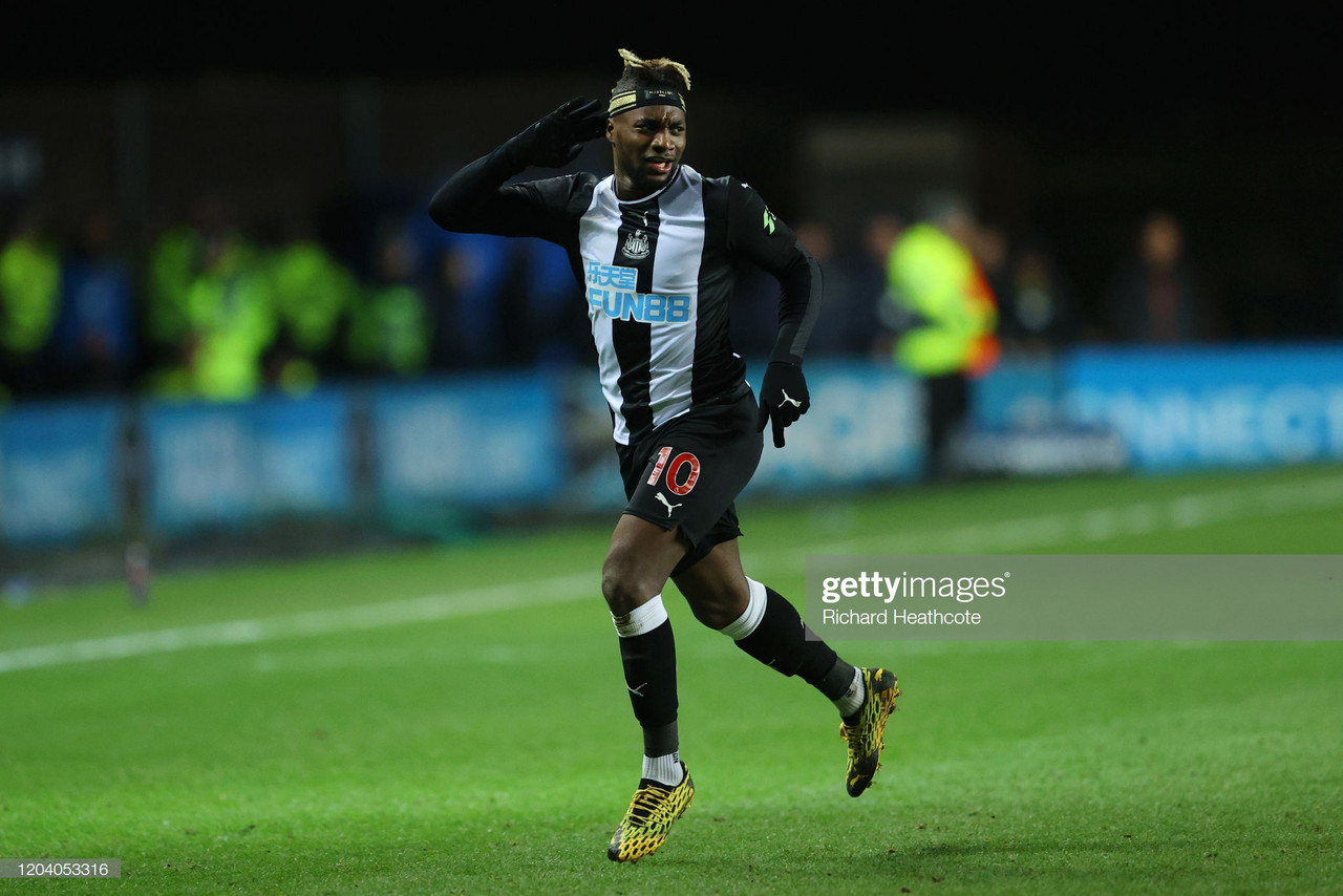 Oxford United 2-3 Newcastle United (AET): Magpies squirm their way into the fifth round after late drama