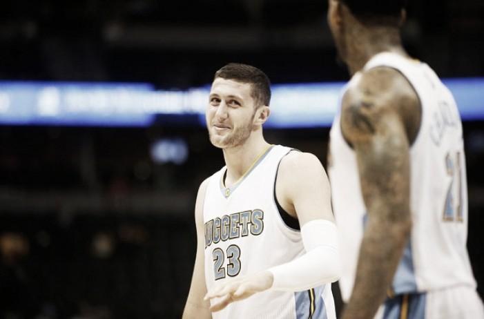 NBA: Denver batte gli spuntati Spurs, New York a segno a Phila