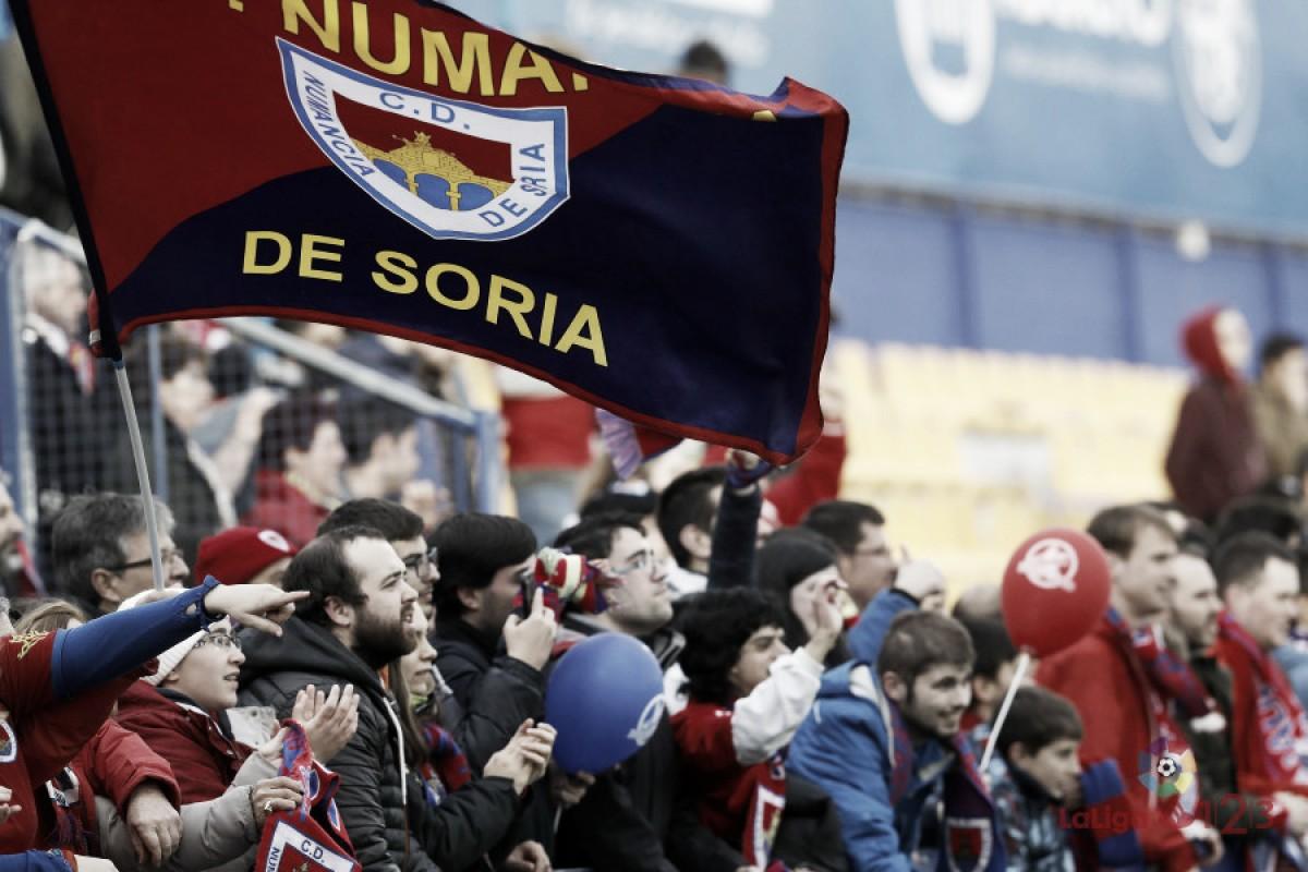 Un Numancia en alza contra un Lugo en decadencia