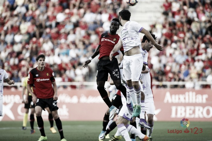 El Mallorca desaprovecha la oportunidad