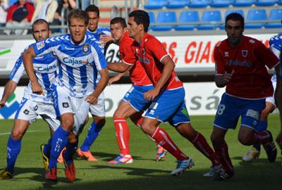 Fernando Vega y Montoro, bajas para medirse al Real Murcia