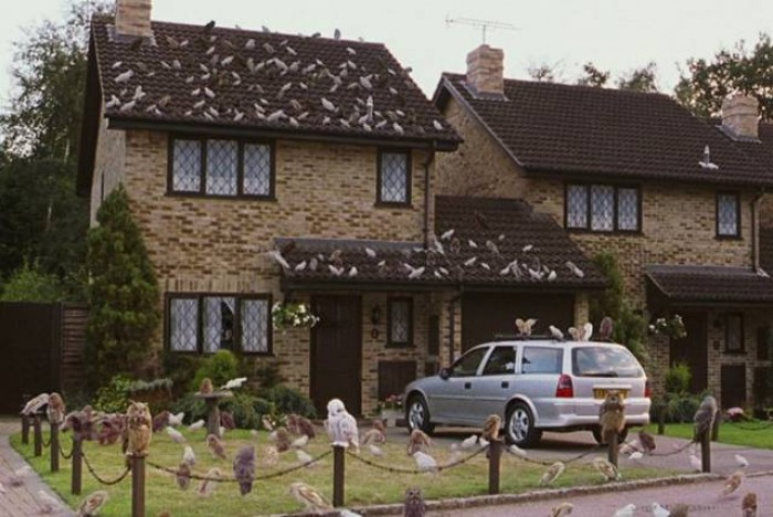 La casa de Harry Potter sale a la venta