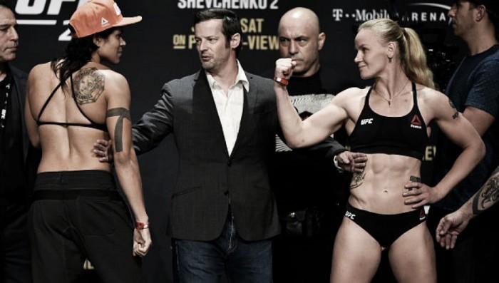 Nunes vs Shevchenko 2: Combate fue reprogramado para el UFC 215 en septiembre