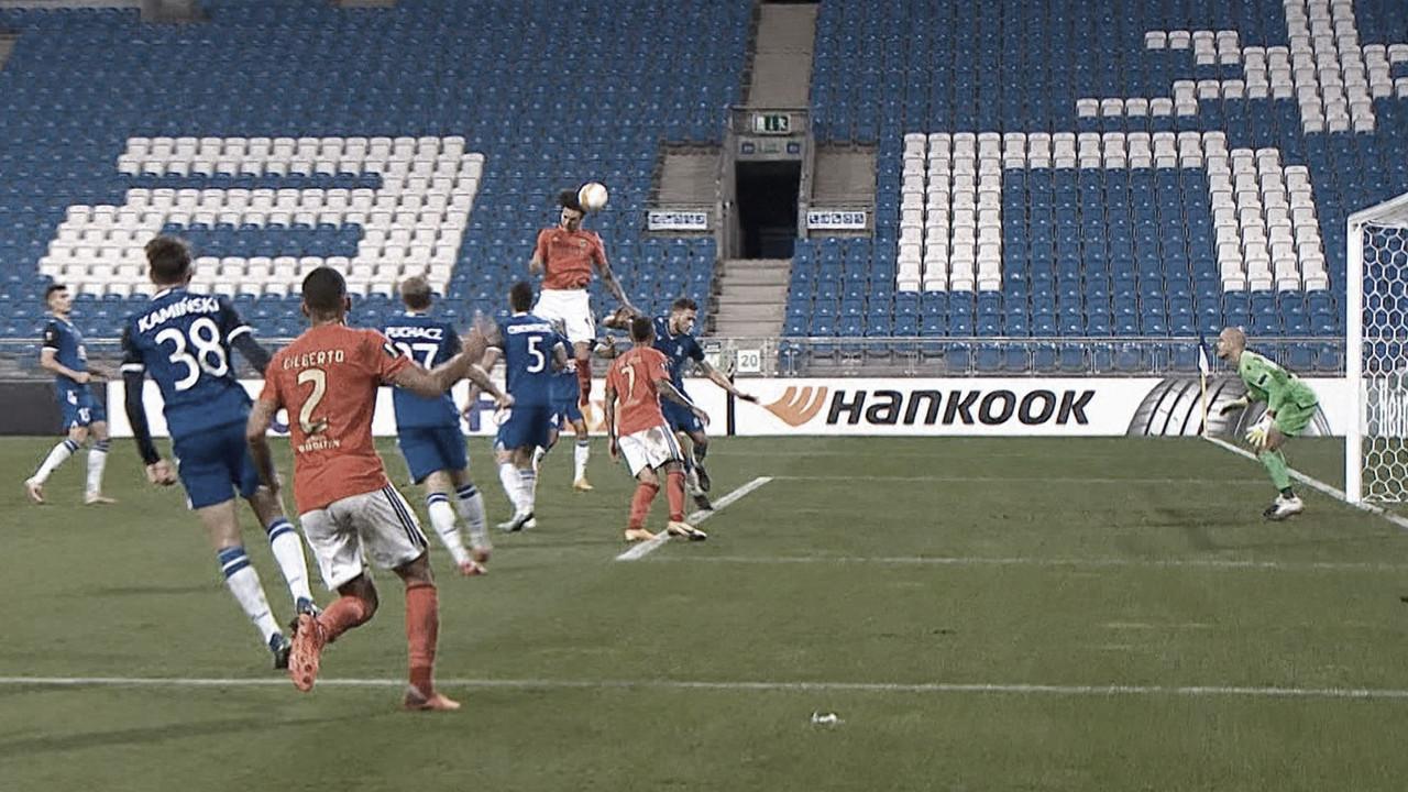 (SL Benfica/Divulgação)