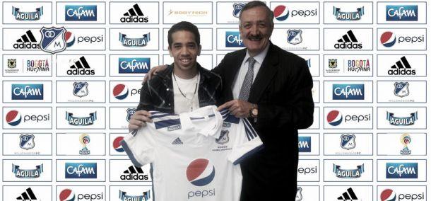 Maxi Núñez es el séptimo refuerzo de Millonarios