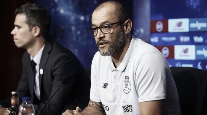 """Nuno Espírito Santo: """"En Porto no pensamos en otra cosa que no sea ganar"""""""