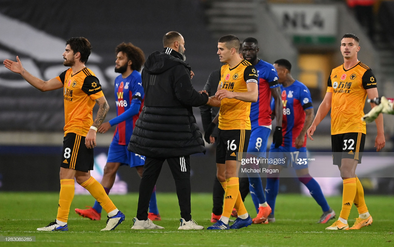 The five key quotes from Nuno Espirito Santo's post-Crystal Palace press conference