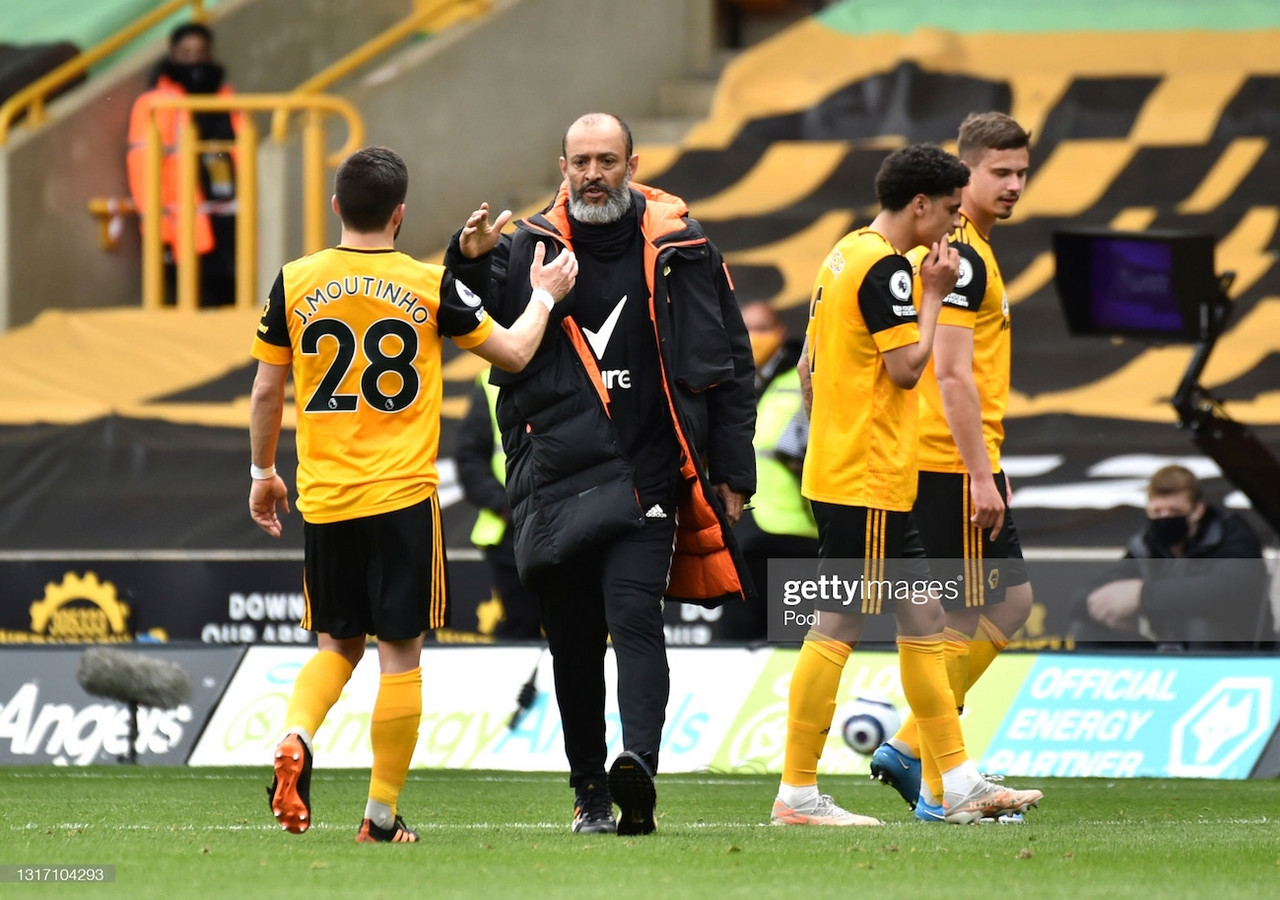 """Wolves boss Nuno says Adama Traore """"totally changed the game"""""""