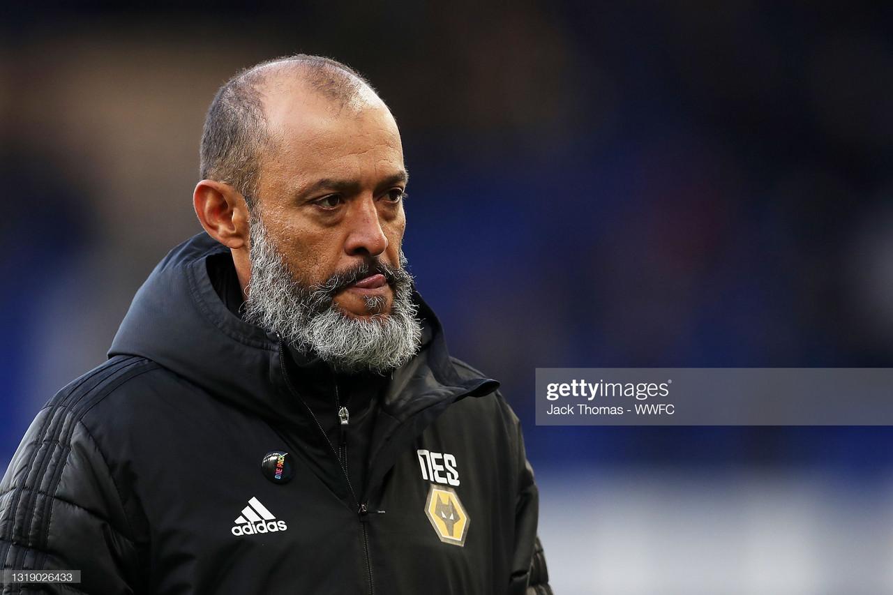 Nuno Espirito Santo to leave Wolves at end of season