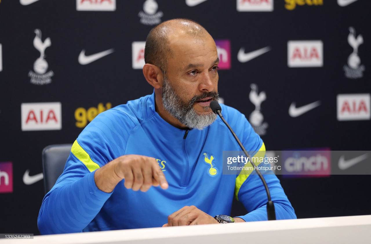 Key Quotes: Nuno's press conference ahead of Premier League clash with Watford