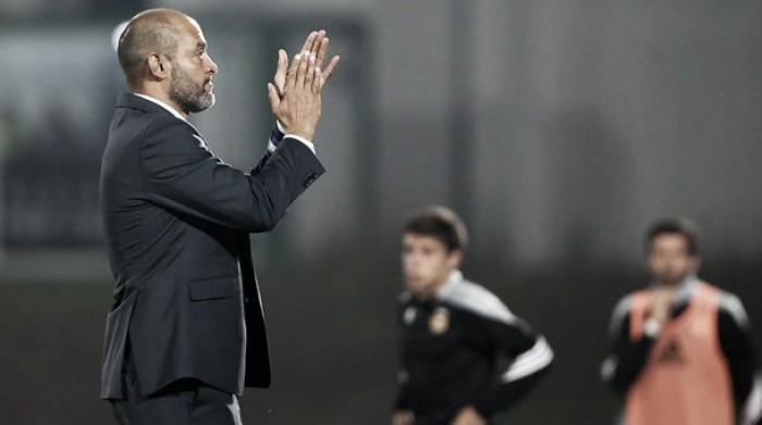 """Nuno Espírito Santo:""""Tenemos poco que ganar ymucho que perder"""""""