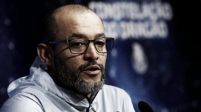 """Nuno Espírito Santo: """"Haremos todo lo posible para ganar"""""""