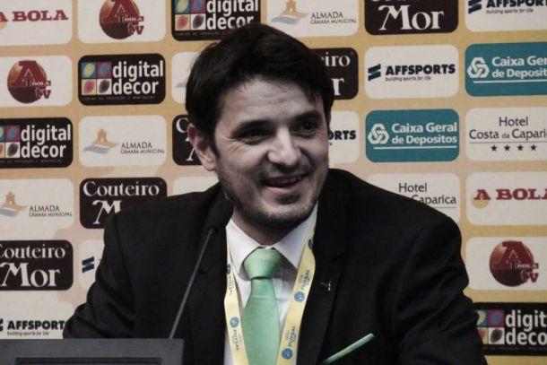 Nuno Dias nomeado para melhor treinador do Mundo