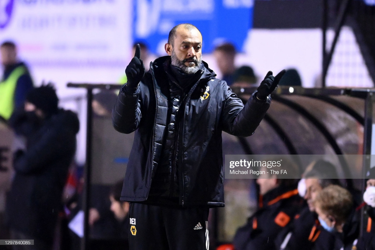 Wolves press conference LIVE: Nuno Espirito Santo on injuries, building on mid-week and Leicester preview