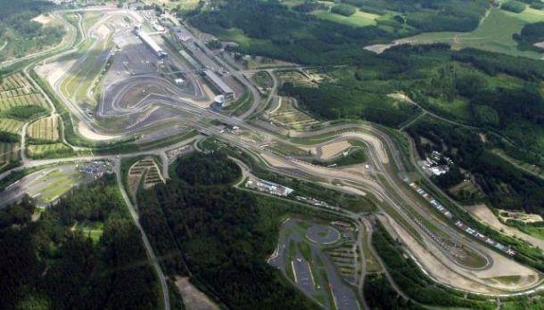 Nürburgring e Hockenheimring lutam pelo GP da Alemanha