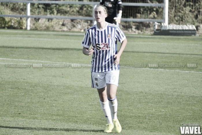 """Nuria Mendoza: """"Necesitamos los tres puntos para seguir avanzando"""""""