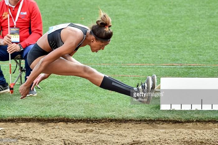 """Yulimar Rojas en Roma: """"Esto no me acongoja, en Río buscaré la medalla"""""""