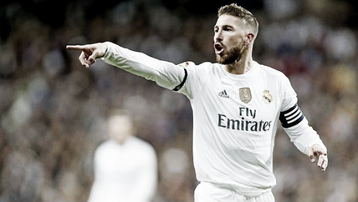 Real Madrid, Sergio Ramos