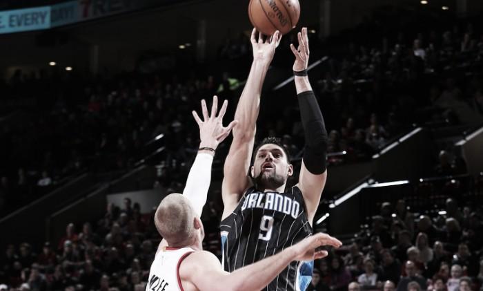 Nba, i Magic sorprendono Portland. Utah annienta i Pistons