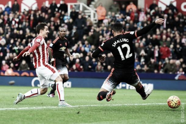 Boxing Day nero per i Red Devils, Stoke City - M. United 2-0