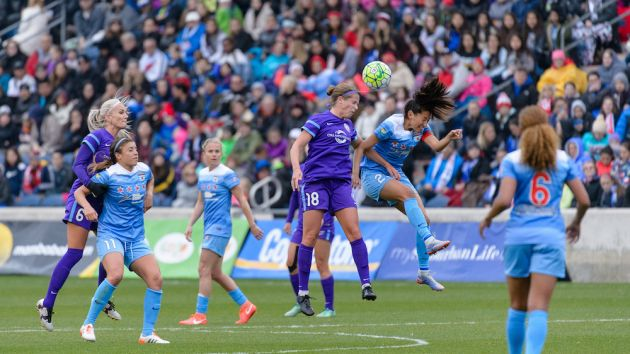 NWSL announce partnership with go90