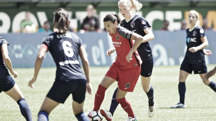 2017 NWSL Championship preview: North Carolina Courage and Portland Thorns look for second title