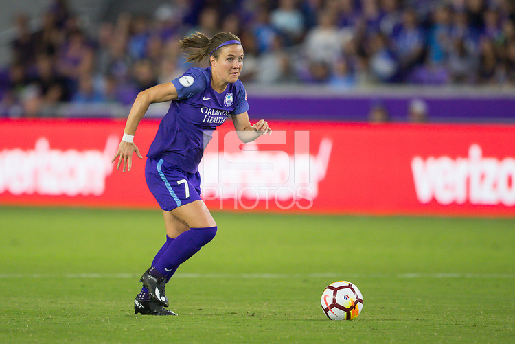 Christine Nairn traded from the Orlando Pride to the Houston Dash