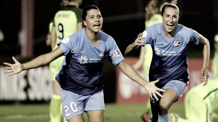 Sam Kerr named Week 17 Player of the Week