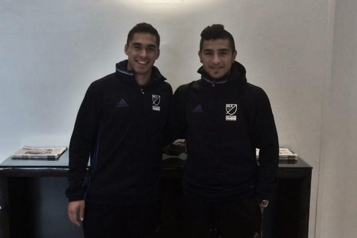 Gómez y Fared, a Estados Unidos