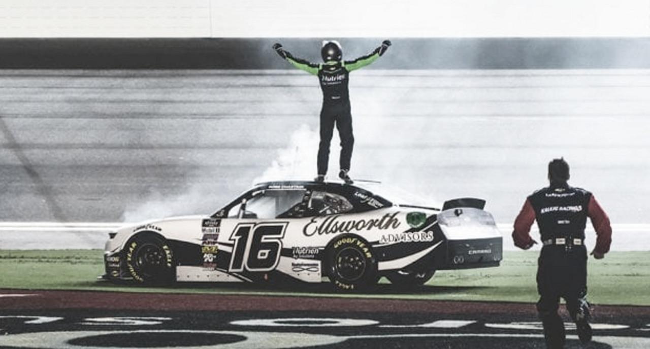 Chastain gana en Daytona