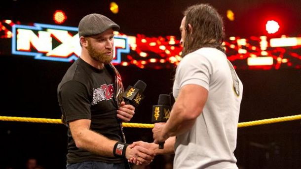 WWE NXT Review 1/8/15