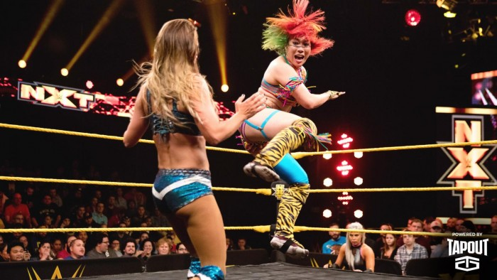 NXT Review - Making Statements Ahead Of Takeover:Dallas