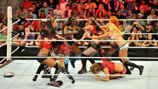 NXT Divas Debut On The Main Roster But Is This Bad News For NXT?