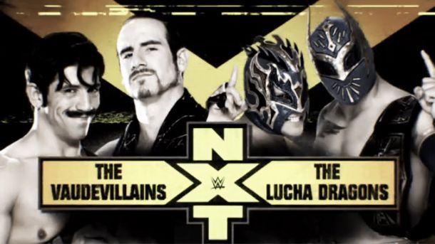 The Lucha Dragons defenderá sus cetros la siguiente semana en NXT