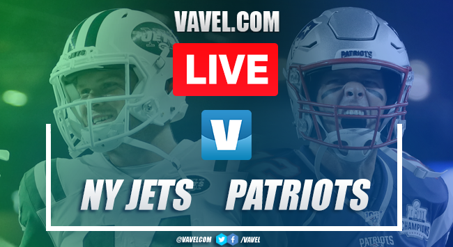 Jets vs Patriots: LIVE Stream Online and NFL Updates (7-30)