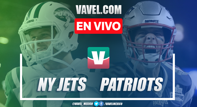 Resumen y touchdowns: New York Jets 14-30 New England Patriots en NFL 2019