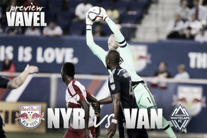 New York Red Bulls vs Vancouver Whitecaps: MLS sides meet in CONCACAF Champions League