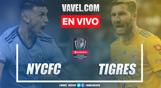Resumen y gol: New York City FC 0-1 Tigres en Concachampions 2020