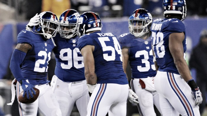 New York Giants win the battle of the defenses, take down the Dallas Cowboys