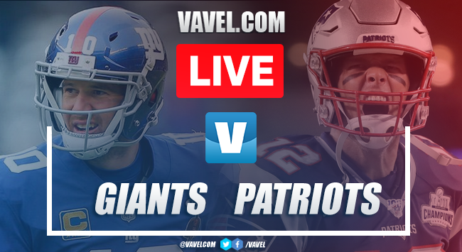 Video highlights and touchdowns: New York Giants 14-35 New England Patriots, 2019 NFL Season