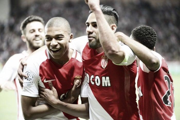 Ligue 1: Mbappé show col St.Etienne, Monaco campione di Francia